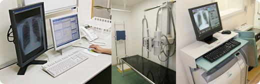 かすや内科クリニック 診療機器